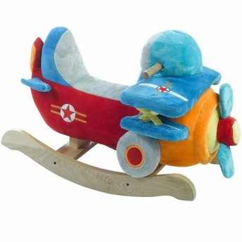 Air Patrol Kids Rocker by JumpJoker.com