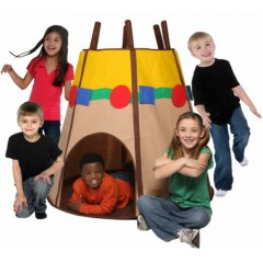 Indian Teepee Play Tent