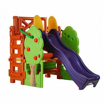 Kids Slide and Climber - by JumpJoker.com