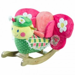 Pretty Bee Kids Rocker