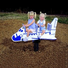 Rocket Teeter Totter