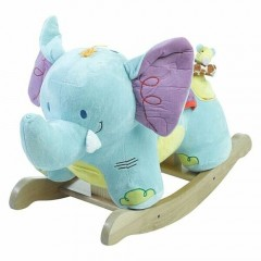 Rocking Elephant Kids Rocker