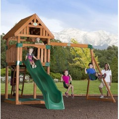 Small Swing Set