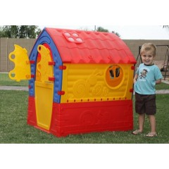 Wonderland Plastic Playhouses